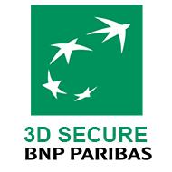paiement sécurisé 3D Secure BNP